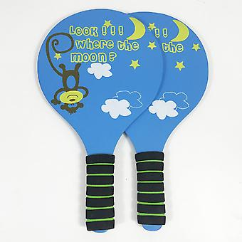 Children's Entertainment Cricket Anti-skid Wood Racket