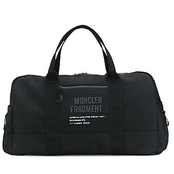 Moncler x fragmento bolsa de viaje reversible