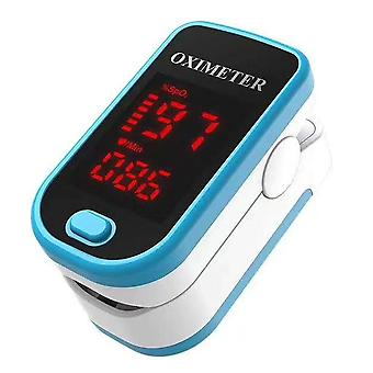 Digital Finger Pulse Oximeter Oled Blood Oxygen Heart Rate Health Diagnostic