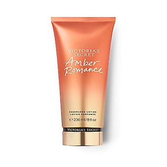 Feuchtigkeitsspendende Lotion Victoria's Secret Amber Romance Body 236 ml)