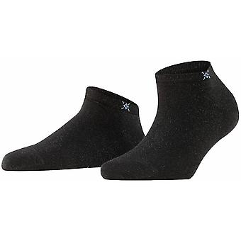 Burlington Soho Vibes Sneaker Socks - Black
