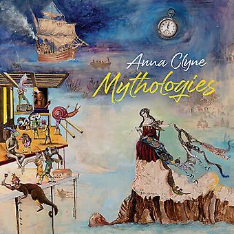 Clyne - Mythologies [Vinyl] USA import