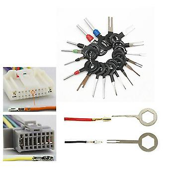 Car Terminal Remove Tool Extractor Pin Puller Auto Electrical Wire Crimp