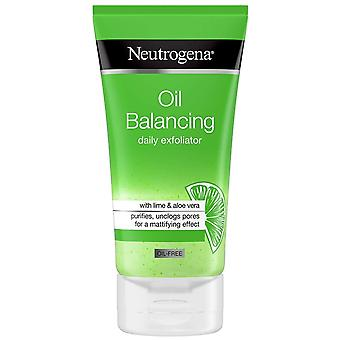 Neutrogena Exfoliante Diario Equilibrante de Aceite 150 ml