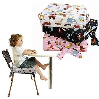 Baby Seat Cushion Non-slip Dining Chair Increased Pad