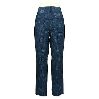 Women with Control Women's Jeans Reversible Ankle Jeans Blue A366039