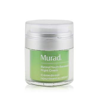 Murad Resurgence Retinol Youth Renewal Night Cream 50ml/1.7oz