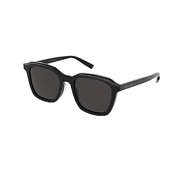 Saint Laurent SL 457 001 Black/Grey Sunglasses