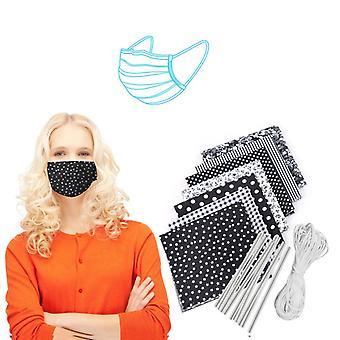 Diy Mask Kit Material Pack