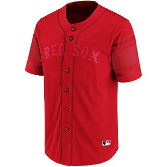Iconische Supporters Cotton Jersey Shirt - Boston Red Sox