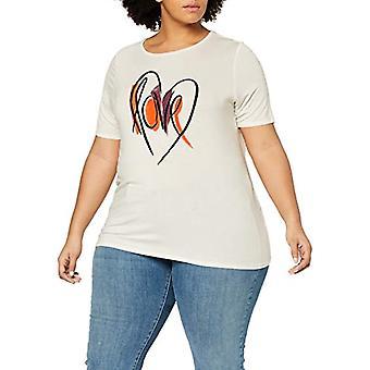 TOM TAILOR MY TRUE ME Love-Shirt T, 10315, 46 Donna