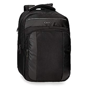 Movom Clark Backpack Casual 44 centimeters 23.76 Black (Negro)