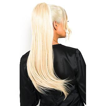 IKRUSH Damskie Fifi Długie proste ponytail przedłużanie włosów