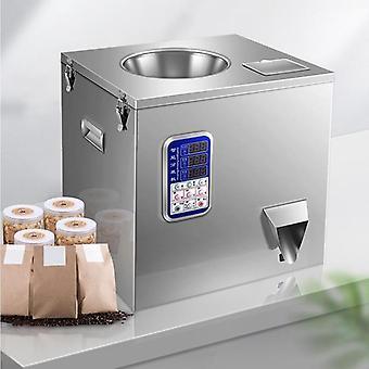 Stroj na plnění prášku, automatické vážení, medlarové balení čaje, semena fazolí