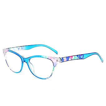Women's men's reading glasses blue light blocking anti eyestrain rg-19