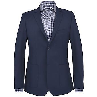 vidaXL veste homme taille 46 Bleu Marine
