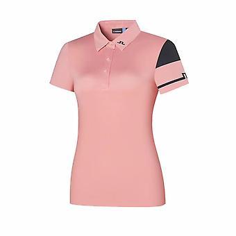 Women Short Sleeve Golf Shirt