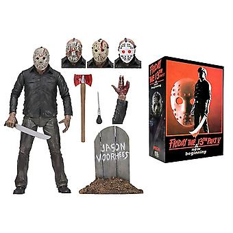 Ultimate Dream Sequence Jason Voorhees (Friday the 13th: Part 5) Neca 7 Inch Action Figure