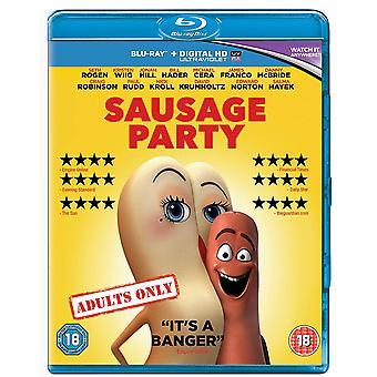 Wurstparty Blu-ray