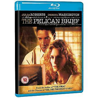 Le Pelican Brief Blu-Ray