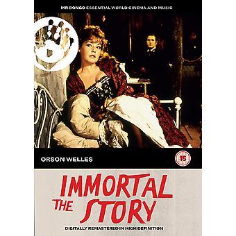 Immortal Story DVD