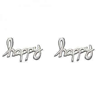 Начало Серебряное письмо Счастливые серьги A2069