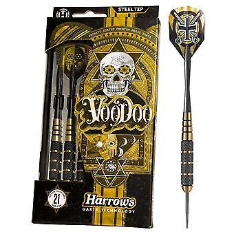 Harrows Vodoo Brass Darts - 21g