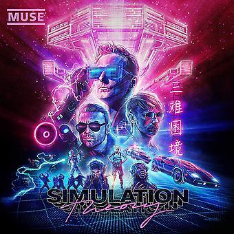 Muse - Simuleringsteori (Film Deluxe Edition) Vinyl