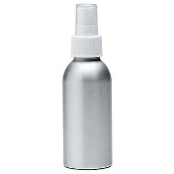 Aura Cacia Aluminum Mist Bottle With Cap, 4 Oz