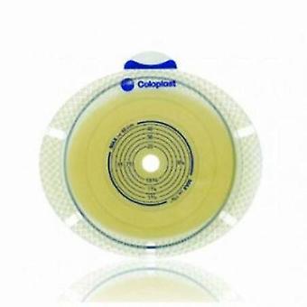Coloplast Ostomy Barrier SenSura Flex Xpro Liimakytkin Keltainen Koodi 70 mm, 10 Count