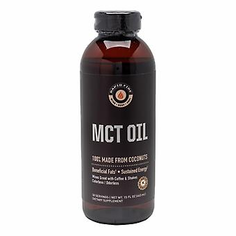 Rapid Fire Mct Oil, 15 Oz