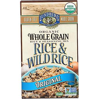 Lundberg Mix Rice Wg & Wld Rice Or, Case of 6 X 6 Oz