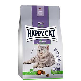 Happy Cat Senior Field Lamb (Cats , Cat Food , Dry Food)
