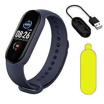 Smart Watches M5 Smart Band Sport Fitness Tracker Schrittzähler Herzfrequenz Blut