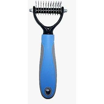 Pet Hair Remover Comb For Cat Dog Grooming Care Animal Hair Brush