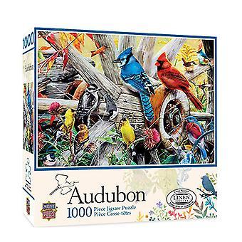 Masterpieces Puzzle Audubon (1000pcs)