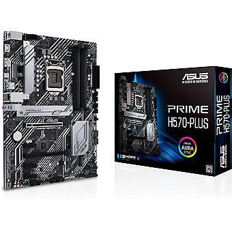 Asus PRIME H570-PLUS, Intel H570, 1200, ATX, 4 DDR4, HDMI, DP, RGB, 2x M.2