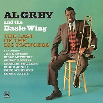 Al Grey The Last of the Big Plungers - The Think CD