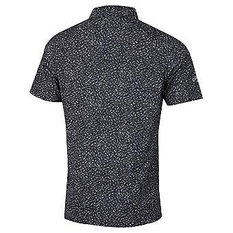 Callaway Golf Mens 2021 Ventilado Opti-Dri SwingTech Chev Golf Polo Shirt