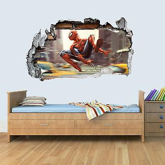 My Little Pony The Movie Vinyl Smashed Wall Art Decal Stickers 3D