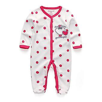 Bebé recién nacido y ropa Algodón Romper Pijama Cartoon Ropa regular