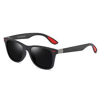 Män klassiska och populära solglasögon