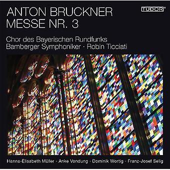 Bruckner - Mass 3 in F Minor [SACD] USA import
