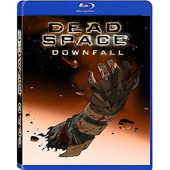 Dead Space: Downfall [BLU-RAY] USA import