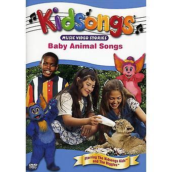 Kidsongs - Baby Animal Songs [DVD] USA import