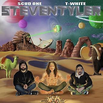 Scud One / T-White - Steven Tyler [Vinyl] USA import