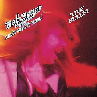 Bob Seger & Hopealuoti - Live Bullet (Remastered - Extra kappaleet) [CD] USA tuonti