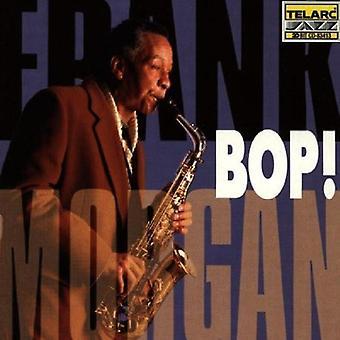 Frank Morgan - Bop! [CD] USA import