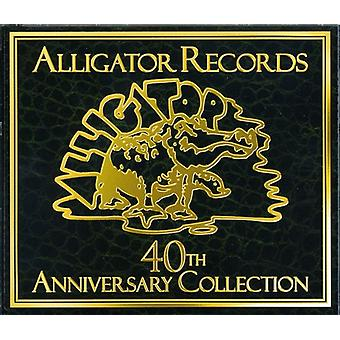 Alligator Records 40 årsdagen Colle - Alligator Records 40 årsdagen Colle [CD] USA import