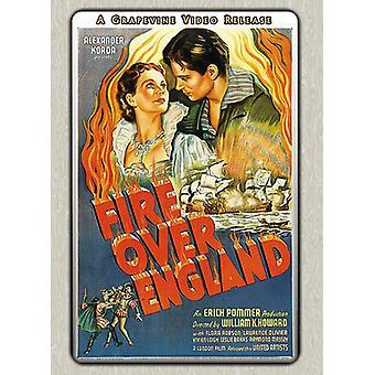Invincible Armada (1937) importer des USA [DVD]